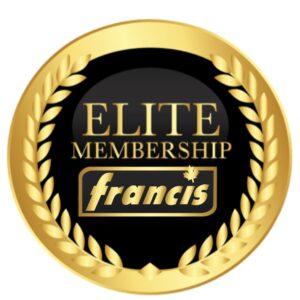 Elite Membership Francis Logo