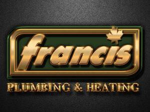 Francis Plumbing & Heating 2020 logo