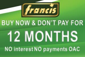 Don't Pay for 1 Year