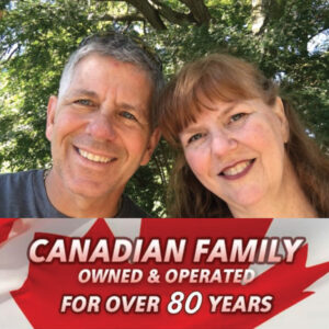 francis canadian family